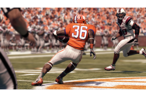 NCAA Football 11 Screenshots Released - CINEMABLEND