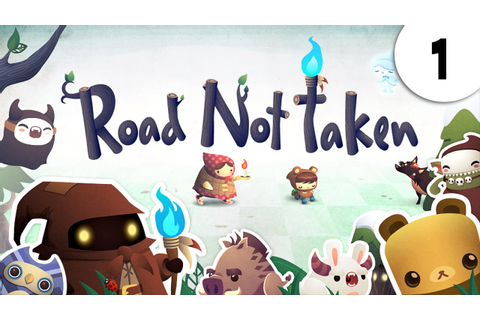 Video Game Tuesday: Road Not Taken | Windborne's Story Eatery