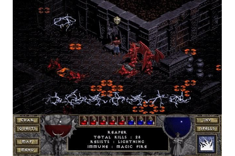 Download Hellfire (Windows) - My Abandonware