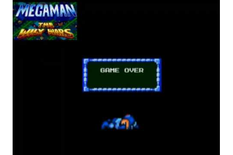 Mega Man: The Wily Wars - Game Over (Wily Tower) - YouTube