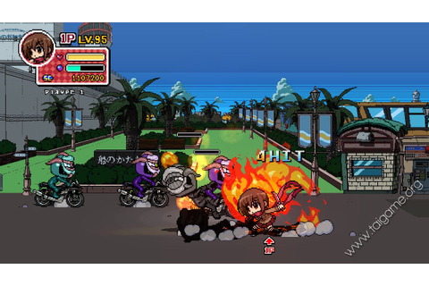 Phantom Breaker: Battle Grounds - Tai game | Download game ...