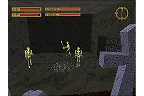 King's Field (video game) - Wikipedia