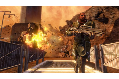 Red Faction: Guerrilla is the best open-world game ever ...