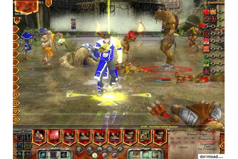 Chaos League (PC RPG/Strategy/Sport Games)