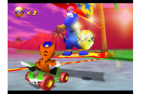 Diddy Kong Racing Screenshots for Nintendo 64 - MobyGames