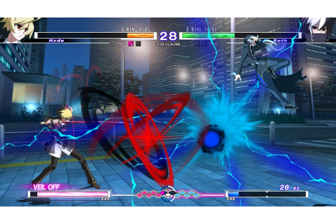 Under Night In-Birth Exe:Late[st] Review - Super Stylish ...