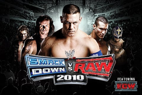 'WWE SmackDown vs. Raw 2010' – A Surprisingly Competent ...