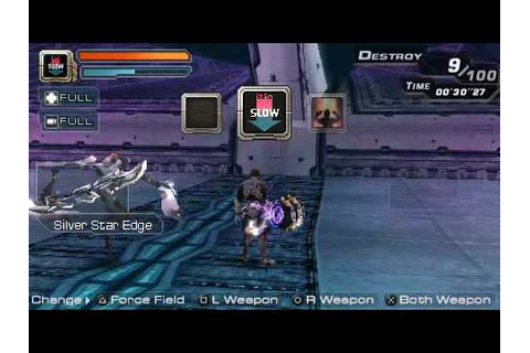 bounty hounds psp demo game play - YouTube