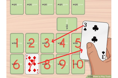 How to Play Trash: 10 Steps (with Pictures) - wikiHow