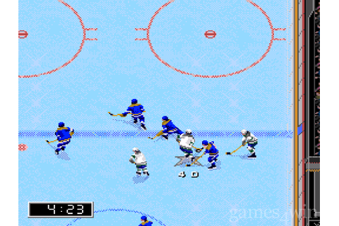 NHL '97. Download and Play NHL '97 Game - Games4Win