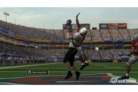 NCAA Football 07 Screenshots, Pictures, Wallpapers - Xbox ...