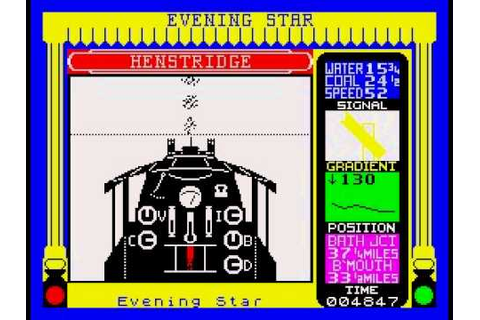Evening Star Walkthrough, ZX Spectrum - YouTube