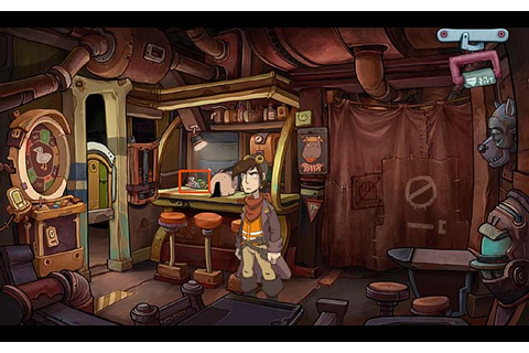 Load a gun | Chapter one - Deponia Doomsday Game Guide ...