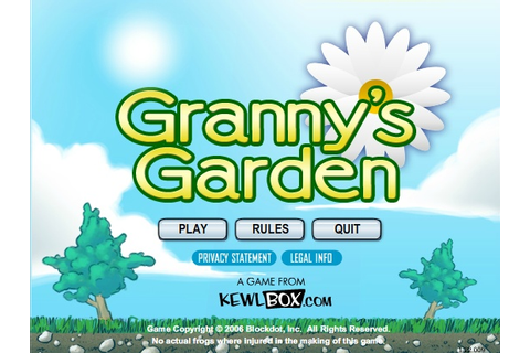 Granny's Garden Hacked (Cheats) - Hacked Free Games