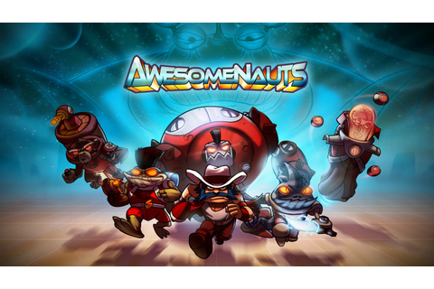 Awesomenauts Video Game Wallpapers | HD Wallpapers | ID #11739