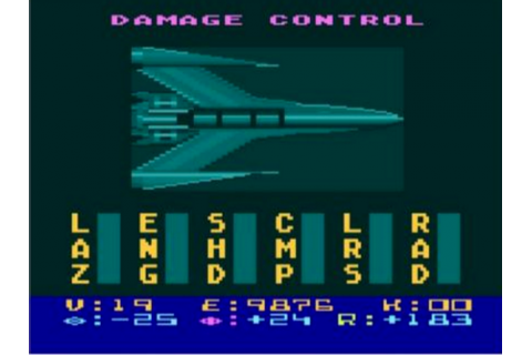 Unfinished 'Star Raiders II' for Atari 8-bit surfaces on ...