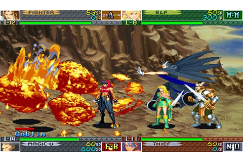 Dungeons and Dragons: Shadow over Mystara - Arcade ...