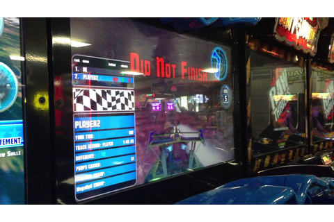 H2Overdrive Arcade: Timed Out (Wild America) - YouTube