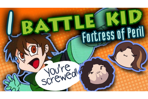 Battle Kid Fortress of Peril: Poo Castle - PART 1 - Game ...
