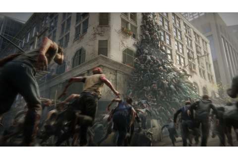 World War Z Game Announced for PS4, Xbox One and PC ...
