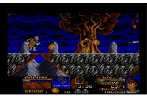 Risky Woods Download (1992 Amiga Game)