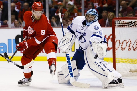 NHL Playoffs: When is Lightning vs. Red Wings Game 4?