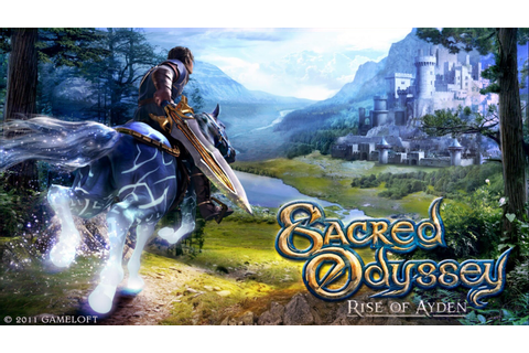 Gameloft HD Games: Sacred Odyssey: Rise of Ayden HD (RUS ...