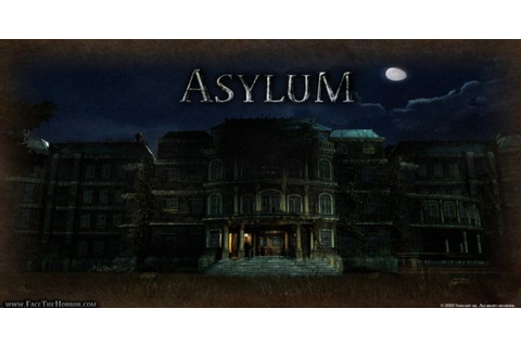 "Video Game ""Asylum"" to Finally be Released in 2014"