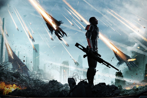 'Mass Effect 3' 'Leviathan' single-player add-on explores ...