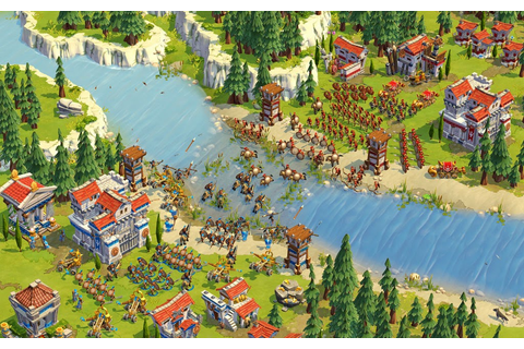 Download AGE of Empires Hinterlands full version PC Game ...