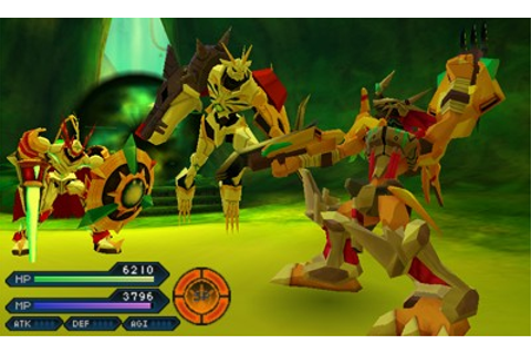 Digimon World Re:Digitize 3DS Gameplay Video | Sekai no Rakuen