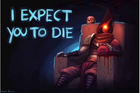 Dead Cells: I expect you to die by MarikBentusi on DeviantArt