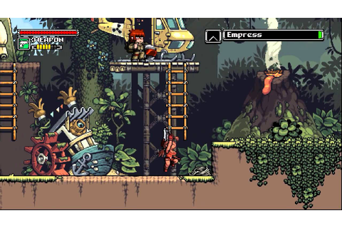 Mercenary Kings Gameplay (PC HD) - YouTube