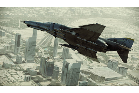 New Ace Combat Assault Horizon (1080P) PS3 screenshots are ...