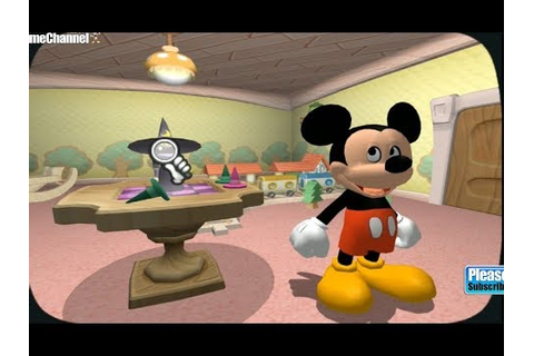Disney's Magical Mirror Starring Mickey Mouse - Nintendo ...