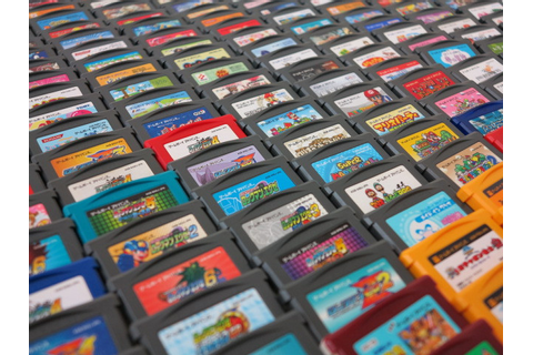 Crunchyroll - eBay Seller Lists Lot of Every Japanese Game ...