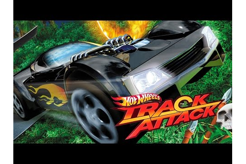 #4 Hot Wheels Track Attack - Video Game - Gameplay ...