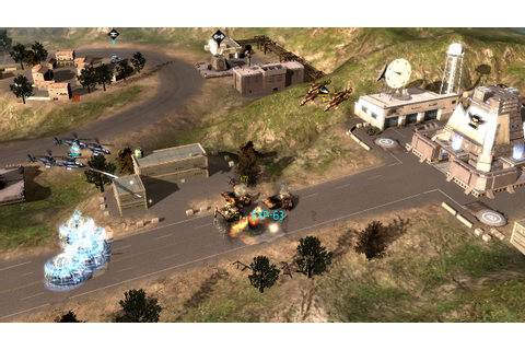 Tom Clancy's EndWar Online Is Free-To-Play Strategy Game