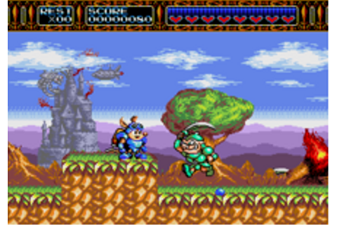 Rocket Knight Adventures - Wikipedia