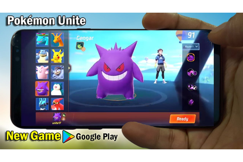 New Pokemon Unite Game Developed by Tencent Explained in ...