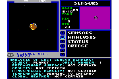 Masterpiece: Starflight for PC | Ars Technica