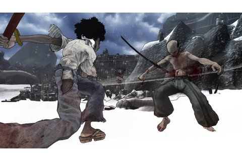 Afro Samurai 2: Revenge of Kuma Released! – STG