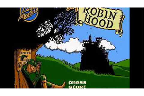 Robin Hood: Prince of Thieves (NES) playthrough. Как ...