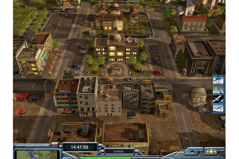 Command & Conquer Generals Full Rip Highly Compressed PC ...