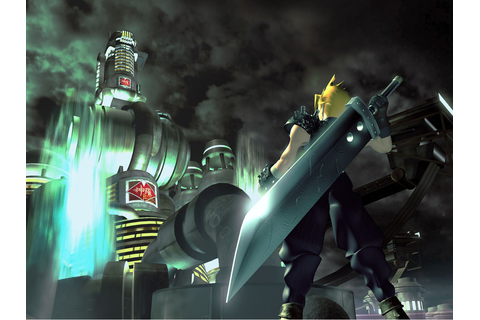 Final Fantasy VII is getting a PC re-release - GameConnect