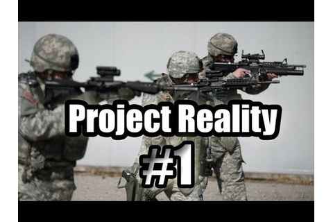 funny project reality game play - YouTube