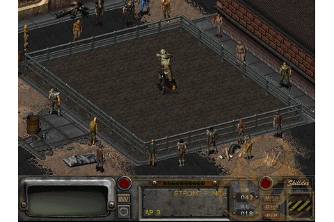 Fallout 1.5: Resurrection Mod Goes Back to the Series Roots