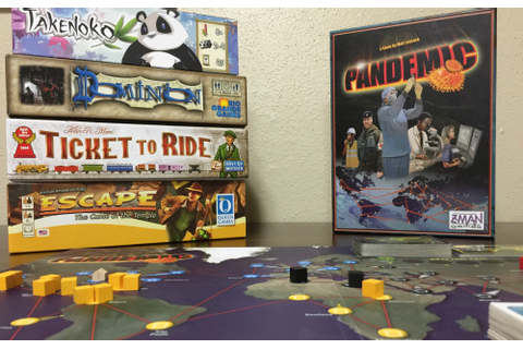 Gateway Games – Board Game Brother – Medium