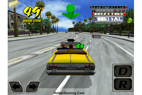 Crazy Taxi Free Download Pc Game ~ Full Games' House