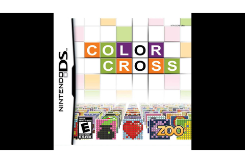 Game Completion: Color Cross for NDS - YouTube